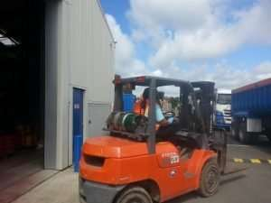 Forklift health and safety auckland