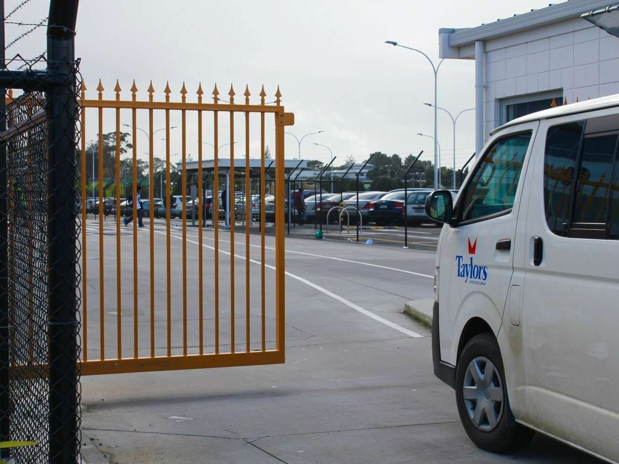 automated sliding gate Auckland